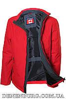 Куртка мужская демисезонная CANADIENS CAN58-23 (BT) красная, фото 1