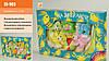 Мобиль Солнечный Зайчик KI-903  2 вида, мягкие игрушки, в коробке 41*27*6 см