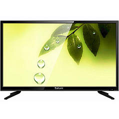 Телевізор Телевізор LED SATURN 24 HD 300U 1366x768,50Гц НОМІ USB