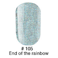 Гель-лак Naomi №105 End of the rainbow ,6 мл
