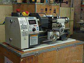 Токарно-винторезный станок FDB Maschinen Turner 180х300 Vario, фото 3