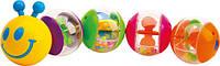 Развивающая игрушка Гусеница, SPL300740