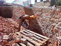 Демонтаж домов, ненужных построек, стен  в Харькове