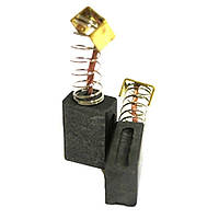Щетки угольно-графитовые тст-н 6*10 мм (контакт: П-образный, комплект - 2 шт)