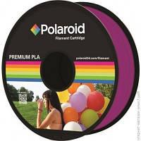 Катушка Polaroid PLA 1.75мм, прозрачный пурпурный (3D-FL-PL-8022-00)