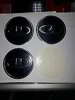 Наклейки на ковпачки, заглушки, наклейки на диски 90 мм ВАЗ Лада