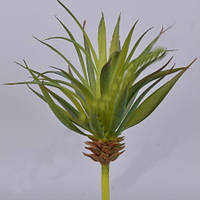 Суккуленты юкка ананас зелень искусственная