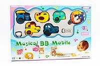 Мобиль 248062301 музыкальный, в коробке 26*380*4 см