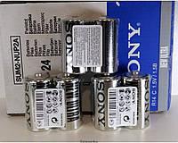 Батарейки Sony R14 ORIGINALsize аккумуляторные элементы питания аа ааа