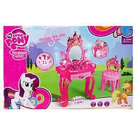 """Трюмо детское со стульчиком """"My Little Pony"""" арт. 901-601"""