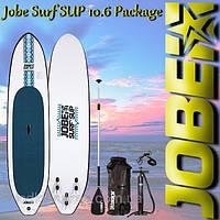 Комплект для серфинга Jobe Surf SUP 10.6 Package