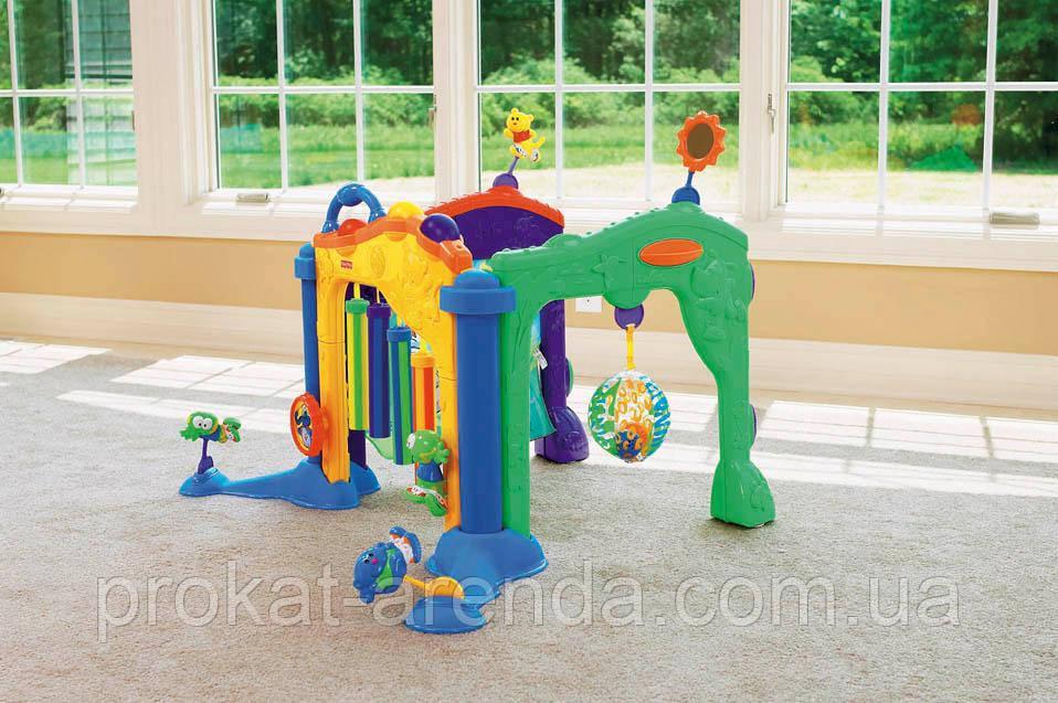 """Игровой центр развивающая игрушка от Fisher Price """" Сказочные приключения"""""""