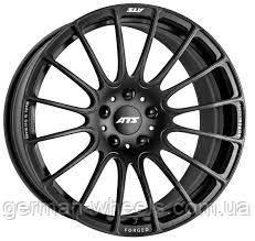 Диски ATS (АТС) модель SUPERLIGHT цвет Racing-black параметры J9,0 x 19″ 5 x 120  ET 20