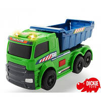 Камаз игрушечный Dickie зеленый, 302000W, /G