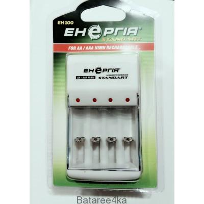 Зарядное устройство Энергия EH-100 Originalsize для Аккумуляторных батарей