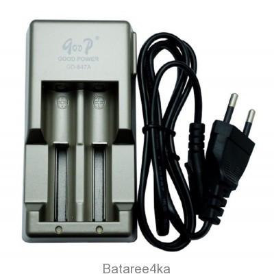 Зарядное устройство GooP GD 847A Originalsize для Аккумуляторных батарей