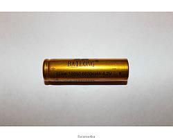 Аккумулятор 18650 Bailong 6800mAh ORIGINALsize аккумуляторные батареи элементы питания