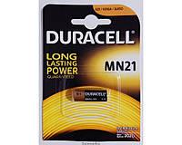 Батарейки Duracell MN21 23А ORIGINALsize аккумуляторные элементы питания аа ааа