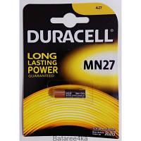 Батарейки Duracell MN27 27А ORIGINALsize аккумуляторные элементы питания аа ааа