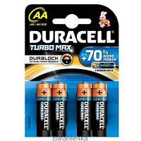 Батарейки Duracell Turbo AA ORIGINALsize аккумуляторные элементы питания аа ааа