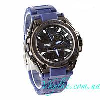 Годинник Casio G-Shock GST-1000 сині