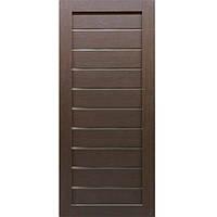 Дверь межкомнатная Terminus 502 60 см венге со стеклом