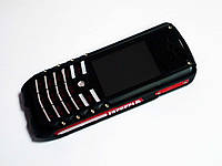 "Телефон Vertu Ferrari F888 Red - 2Sim+2""+BT+Cam+FM - Металлический корпус"