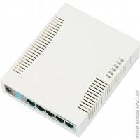 Коммутатор Mikrotik RouterBoard (RB260GS)