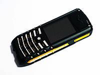 "Телефон Vertu Ferrari F888 Yellow - 2Sim+2""+BT+Cam+FM - Металлический корпус"