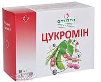 """Препарат от диабета """"Цукромин"""" снижает уровень глюкозы в крови, восстановление функции поджелудочной"""