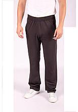 Мужские спортивные прямые штаны батал  Батур (54-60) 2 цвета