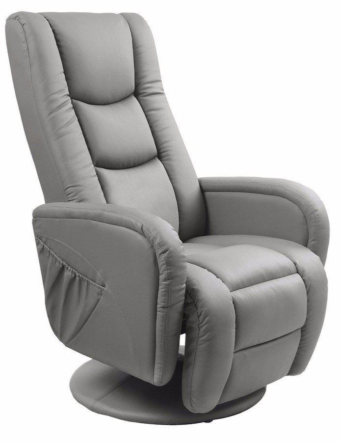 Кресло PULSAR серый Halmar