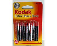 Батарейки Kodak АА блистер ORIGINALsize аккумуляторные элементы питания аа ааа