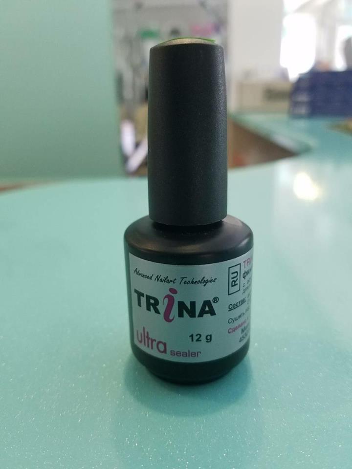 TRINA ultra sealer  каучуковый 12 г с липким слоем