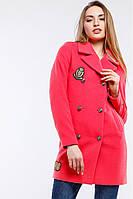 Женское шерстяное пальто Джасти