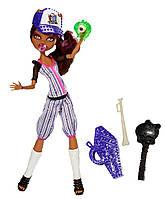 Кукла Клодин Вульф Монстры Спорта (Ghoul Sports Clawdeen Wolf Doll), фото 1