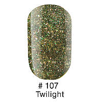 Гель-лак Naomi №107 Twilight ,6 мл