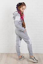 """Теплый спортивный детский костюм """"Berry"""" с капюшоном (4 цвета), фото 2"""