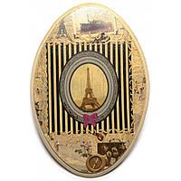 """Ключница вешалка """"Париж"""""""