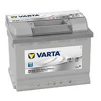 Аккумулятор Varta SILVER dynamic D15 63Аh 610A 563400061