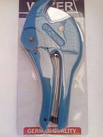 Ножницы профессиональные WEZER 803 для резки труб D 16-42 мм.