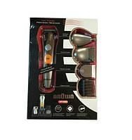 Триммер для стрижки бороды  BROWN MP-5580
