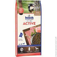 Корм Для Собак Bosch Tiernahrung Active 15кг