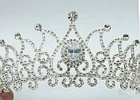 229 Эксклюзивные диадемы. Свадебные украшения и бижутерия оптом. , фото 1
