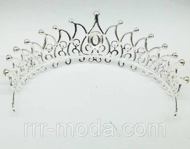 Шикарные свадебные высокие короны, диадемы оптом. Свадебная бижутерия оптом.