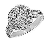 Золотое кольцо Белинда с бриллиантами 17 000059086