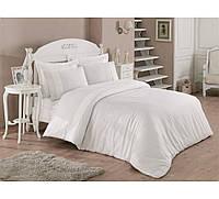 Комплект постельного белья сатин c вышивкой  COTTON BOX VERONICA