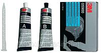 Клей-шпатлёвка гибкая, ремонтный состав для пластмассовых деталей автомобиля, серый, 3M FPRM, 05900