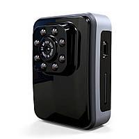 Мини видеокамера Wi-Fi R3 Full HD с мощной ночной подсветкой