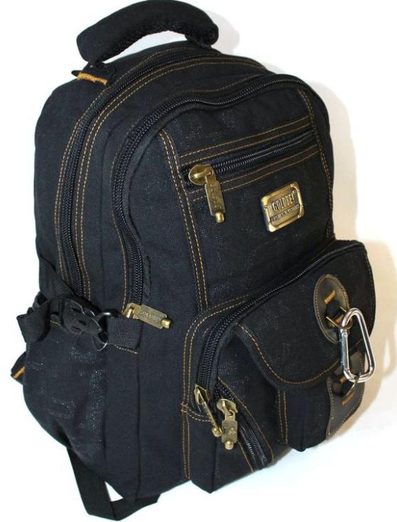 Рюкзак GOLD BE 0107 с карабином
